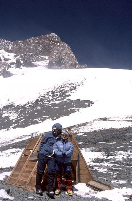 2003 Climbing the Andes